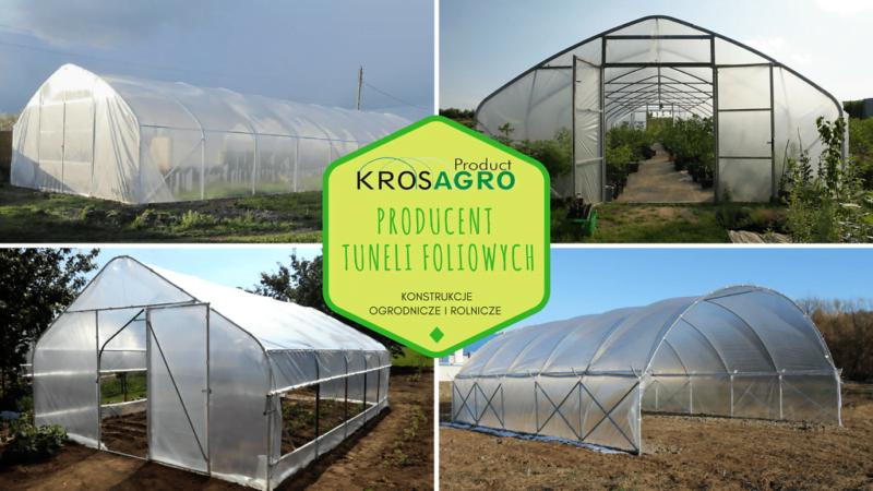 Międzynarodowy producent konstrukcji do upraw pod osłonami