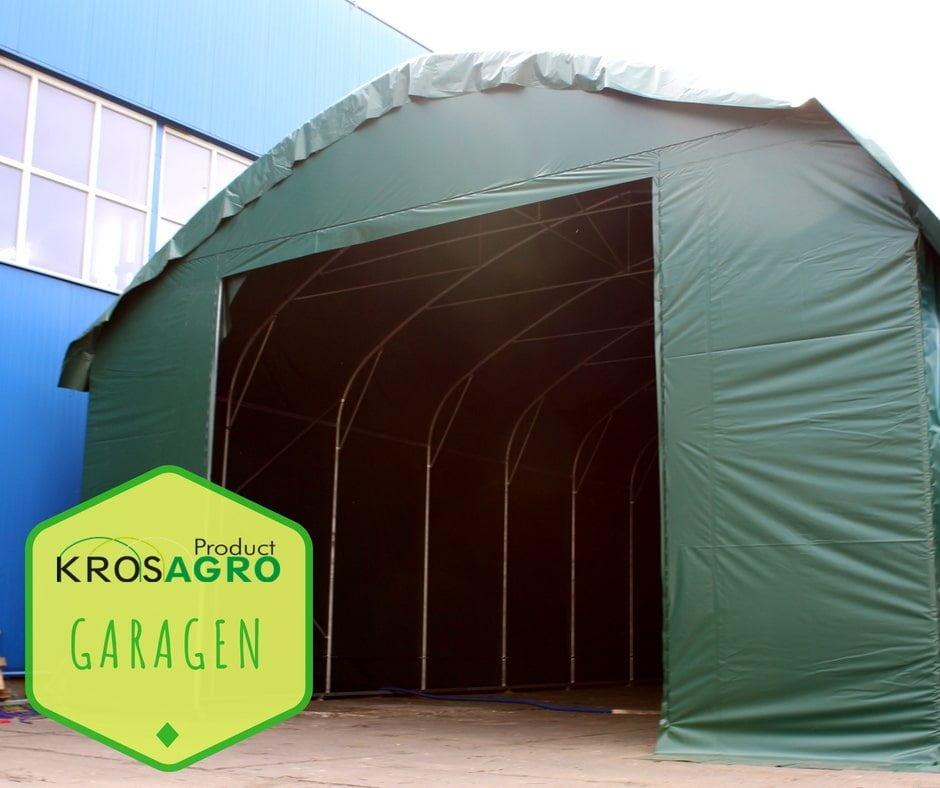 Zeltgarage und Garagenzelte zum Verkauf
