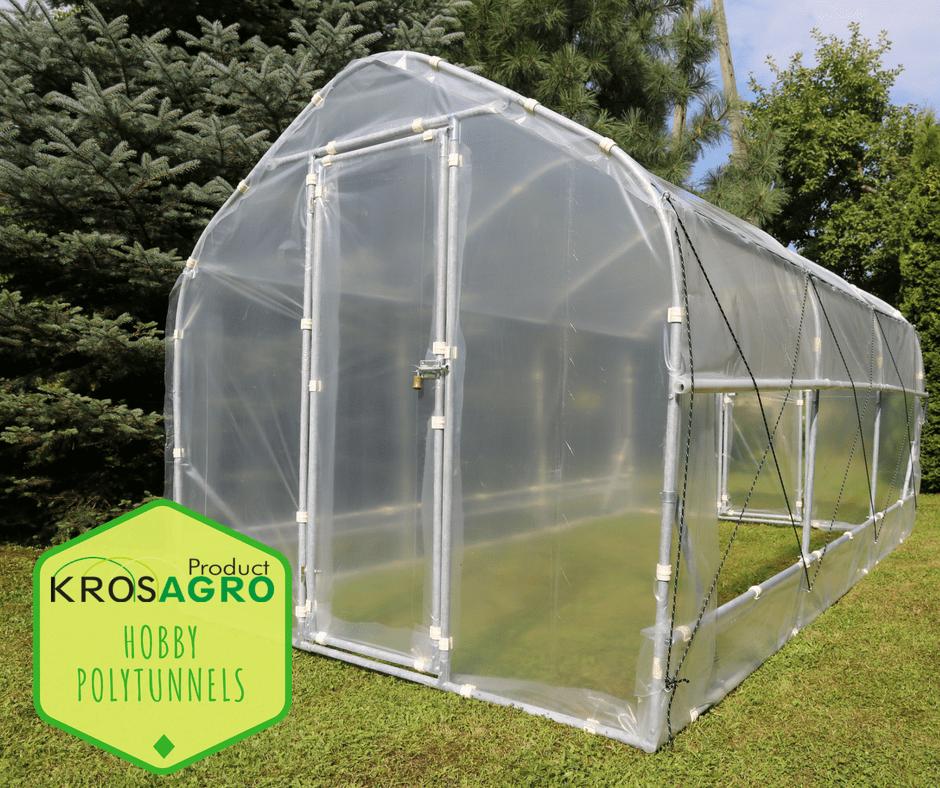 polytunnel for garden