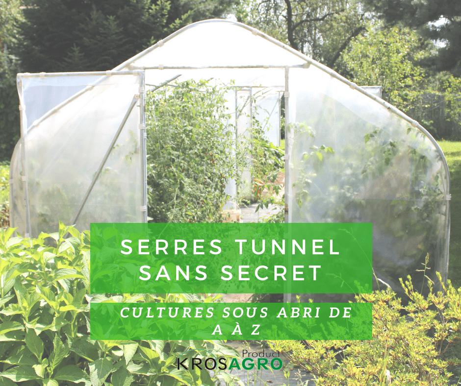 avantages des serres tunnels
