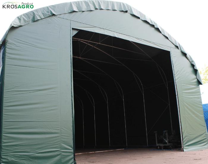 Hallen, Zelte und Tunnel für Unternehmen zur Lagerung von Waren