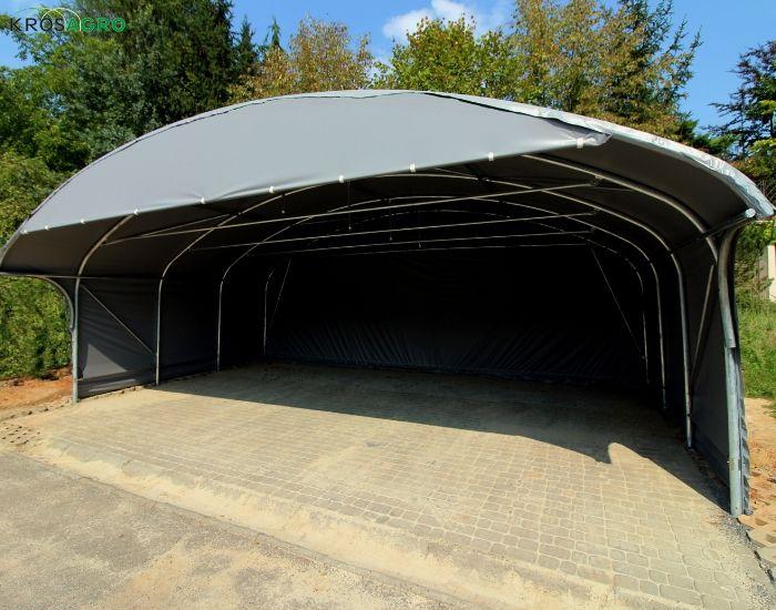 оцинкованная палатка для гаража