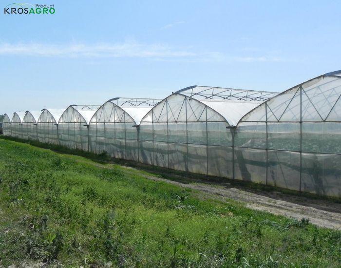 Profesjonalne tunele foliowe do upraw komercyjnych